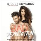 Bad Reputation Lib/E: A Bad Boys of Sports Novel Cover Image