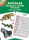 Animal Search-A-Word Puzzles (Activity Books) Cover Image