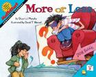 More or Less (MathStart 2) Cover Image