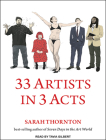 33 Artists in 3 Acts Cover Image