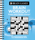Brain Games - Brain Workout: Crossword Cover Image