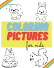 Coloring pictures for kids Cover Image