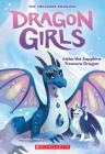 Aisha the Sapphire Treasure Dragon (Dragon Girls #5) Cover Image