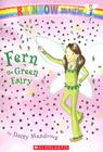 Rainbow Magic #4: Fern The Green Fairy: Fern The Green Fairy Cover Image