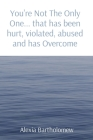 You're Not The Only One... that has been hurt, violated, abused and has Overcome Cover Image