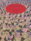 Composition Notebook: College Ruled 110 Pages American Flags Stars and Stripes Cover Image