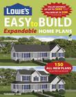 Lowe's Easy to Build Expandable Home Plans Cover Image