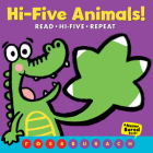 Hi-Five Animals! (A Never Bored Book!) Cover Image