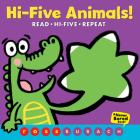 Hi-Five Animals! Cover Image