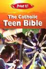 Prove It! Catholic Teen Bible-Nab Cover Image