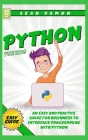 Python for Kids: An Easy and Practice Guide for Beginners to Introduce Programming Whit Phyton Cover Image