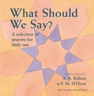 What Should We Say? Cover Image