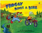 Froggy Rides a Bike Cover Image