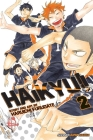 Haikyu!!, Vol. 2: The View From The Top Cover Image