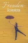 Notizbuch A5, Freudenschenker: 120 Seiten, A5 liniert Cover Image