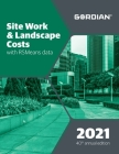 Site Work & Landscape Costs with Rsmeans Data: 60281 Cover Image