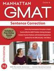 Manhattan GMAT Sentence Correction, Guide 8 [With Web Access] Cover Image
