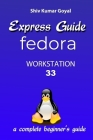 Express Guide Fedora 33 Cover Image