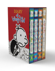 Diary of a Wimpy Kid Box of Books (12-14 plus DIY) Cover Image