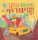 10 Little Monsters Visit New York City Cover Image