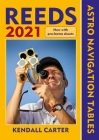 Reeds Astro Navigation Tables 2021 Cover Image