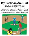English-Chinese Simplified Mandarin My Feelings Are Hurt/我的感情受到了伤害 Children's Bilingual Cover Image