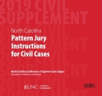 June 2019 Supplement to North Carolina Pattern Jury Instructions for Civil Cases Cover Image