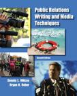 Public Relations Writing and Media Techniques Cover Image