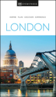 DK Eyewitness London (Travel Guide) Cover Image