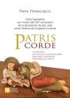 Patris corde: Carta apostólica con motivo del 150.° aniversario de la declaración de san José como patrono de la Iglesia Universal Cover Image