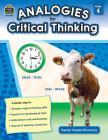 Analogies for Critical Thinking Grade 4 Cover Image
