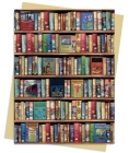 Bodleian Libraries: Hobbies and Pastimes Bookshelves Greeting Card Pack: Pack of 6 (Greeting Cards) Cover Image