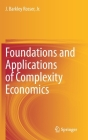 Foundations and Applications of Complexity Economics Cover Image