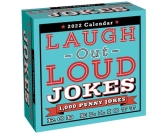 Laugh-Out-Loud Jokes 2022 Day-to-Day Calendar: 1,000 Punny Jokes Cover Image