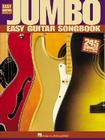 Jumbo Easy Guitar Songbook (Easy Guitar with Notes & Tab) Cover Image