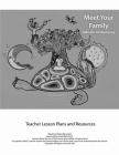 Meet Your Family / Gikenim Ginii'igoog Teacher Lesson Plan Cover Image