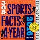 The Official 365 Sports Facts-A-Year Page-A-Day Calendar 2016 Cover Image