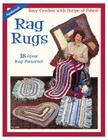Rag Rugs: Easy Crochet with Strips of Fabric: 18 Great Rug Patterns! Cover Image