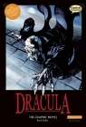 Dracula the Graphic Novel: Original Text (Classical Comics) Cover Image