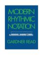 Modern Rhythmic Notation Cover Image