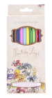 Painterly Days - 12 Colored Pencils: 12 Colored Pencils Cover Image