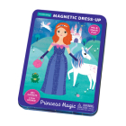 Princess Magic Magnetic Dress-Up Cover Image