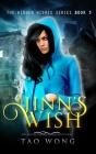A Jinn's Wish: Book 3 of the Hidden Wishes Series Cover Image