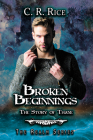 Broken Beginnings: Story of Thane Cover Image