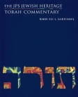 The JPS Jewish Heritage Torah Commentary (JPS Study Bible) Cover Image