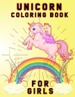 Unicorn Coloring Books for Girls: Scratch and Sparkle Unicorns Activity Book Cover Image