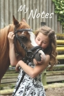 My notes: Pony Notebook, Horse - Size 6 x 9, 100 Pages - Trend and Original - Convenient to rate Ideas Cover Image