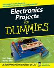 Electronics Projects for Dummies Cover Image