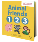 Animal Friends 1 2 3 Cover Image