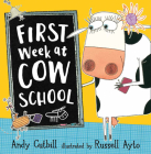 First Week at Cow School Cover Image